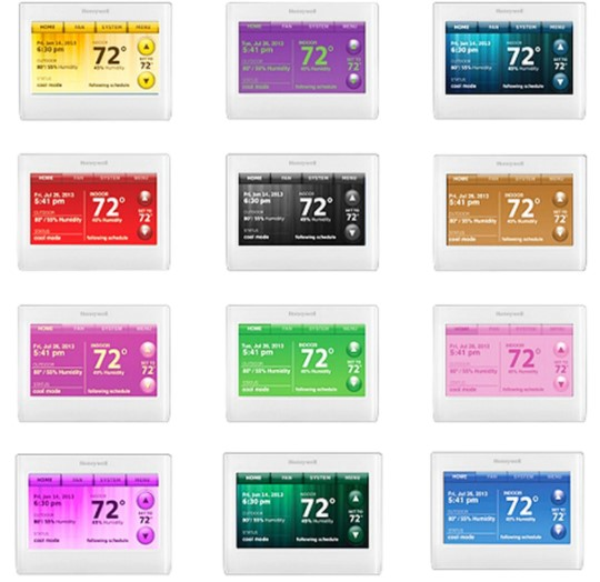 Honeywell Thermostat (TH9320WF5003) - 12 Colors