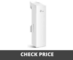 Outdoor WiFi - TP-Link N300 Extender