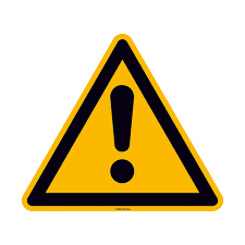 Warning Smart Inverter Microwave