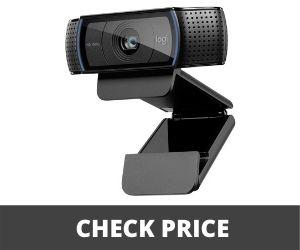 Best Wireless Webcam - Logitech C920x Webcam
