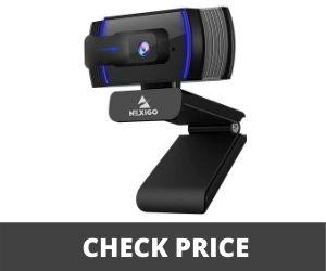 Best Wireless Webcam - NexiGo PC Webcam