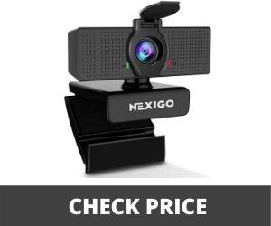 Best Wireless Webcam - NexiGo HD Webcam