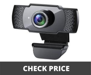 Best Wireless Webcam - Gesma Prostream Webcam