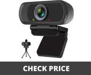 Best Wireless Webcam - XPCAM 1080P