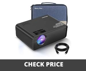 Best affordable Mini Projector - ManyBox