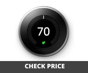 Best Bluetooth Thermostat - Google Nest Learning
