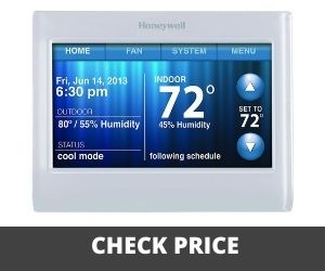 Honeywell Bluetooth Thermostat (TH9320WF5003)