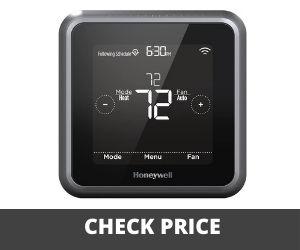 Best Wireless Thermostat - Honeywell T5+