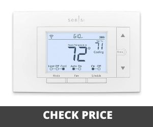 Best Wireless Thermostat - Emerson Sensi Smart