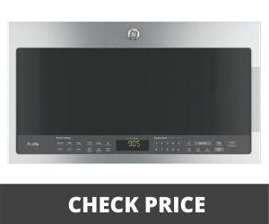 Best over the range microwave - GE PVM-Microwave
