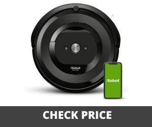 Best Roomba for Pet Hair - iRobot Roomba E5