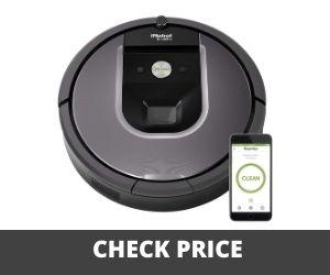 Best Roomba for Pet Hair - iRobot Roomba 960