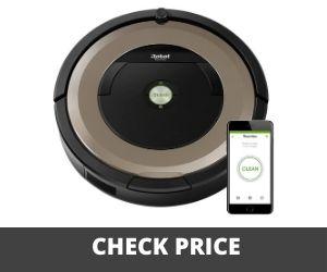 Best Roomba for Pet Hair - iRobot Roomba 891