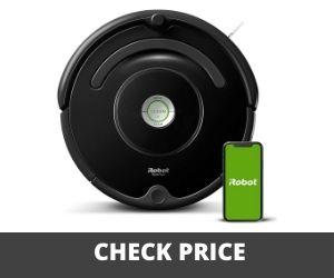 Best Roomba for Pet Hair - iRobot Roomba 675