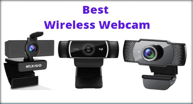 Best Wireless Webcam