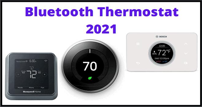 bluetooth thermostat