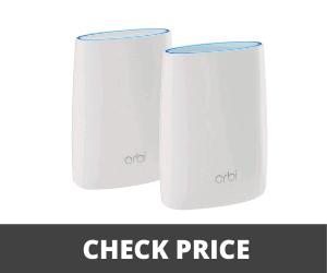 Outdoor WiFi extender - Netgear Orbi