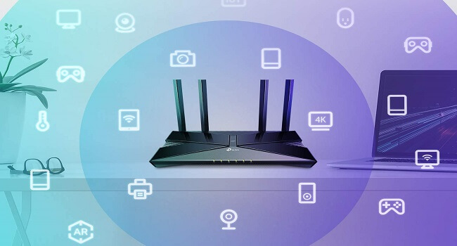 Long range extender connect more devices